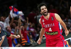Σοκ στη Σερβία! Χάνει το Μουντομπάσκετ ο Τεόντοσιτς