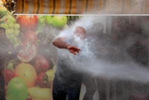 Τουρκία: Με μάνικες νερού διέλυσαν Κούρδους διαδηλωτές