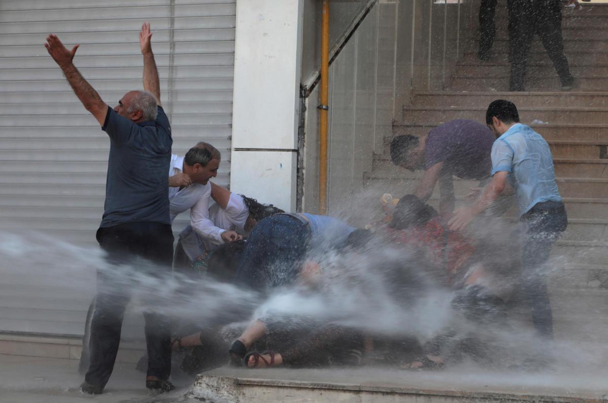 Τουρκία Κούρδοι