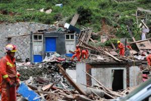 Κίνα: Τουλάχιστον 44 οι νεκροί από το διπλό πλήγμα του τυφώνα Λεκίμα
