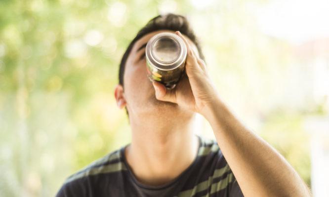 Να γιατί απαγορεύεται αυστηρά το αλκοόλ, κάτω των 18 ετών!