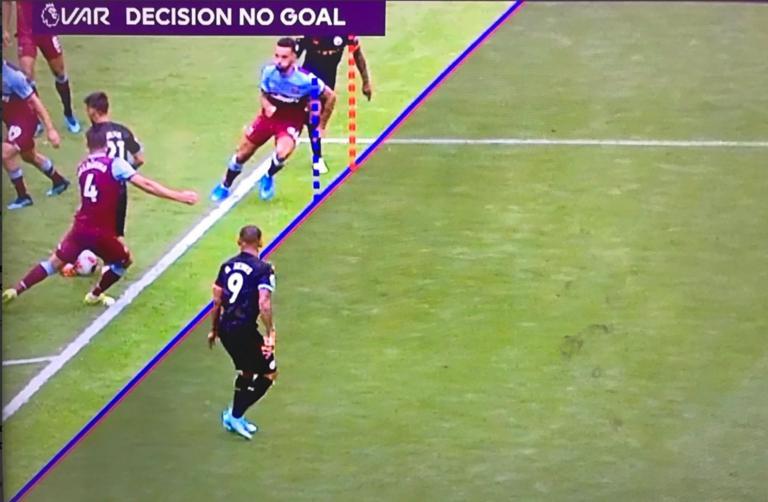 Premier League: Απίστευτο! Ακυρώθηκε γκολ με VAR επειδή… προεξείχε χέρι – video