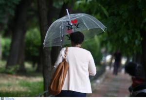 Καιρός: Βροχή και κεραυνοί στον νομό Μαγνησίας