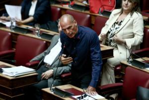 Βαρουφάκης: Όχι στον διορισμό πρώην διευθυντή εταιρείας Security στην ηγεσία της ΕΥΠ!