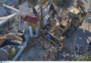 Χαλκιδική: Στα 4,6 εκατ. ευρώ οι αποζημιώσεις για τις ζημιές από την κακοκαιρία του Ιουλίου