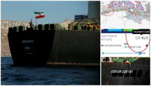 """Απειλούν οι ΗΠΑ για το δεξαμενόπλοιο! """"Φυλακή, πρόστιμα, ανάκληση βίζας""""!"""