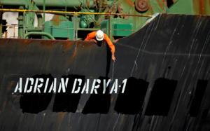 Adrian Darya 1: Μοιράζει… κυρώσεις ο Πομπέο για το τάνκερ!