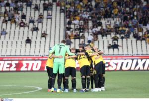 ΑΕΚ – Λαμία 2-0 ΤΕΛΙΚΟ – Στο ρελαντί η Ένωση