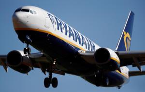 Βρετανία: Χωρίς προβλήματα οι πτήσεις της Ryanair παρά την απεργία πιλότων