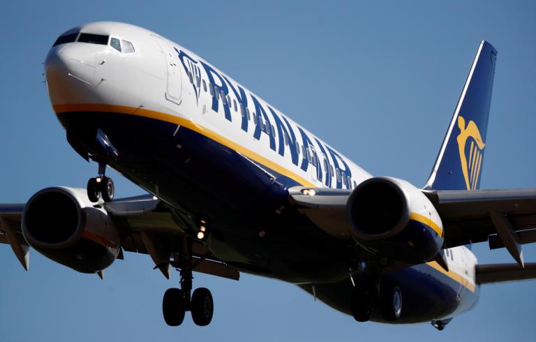 Ryanair: Ετοιμάζεται για «πόλεμο τιμών» μετά την πανδημία του κορονοϊού