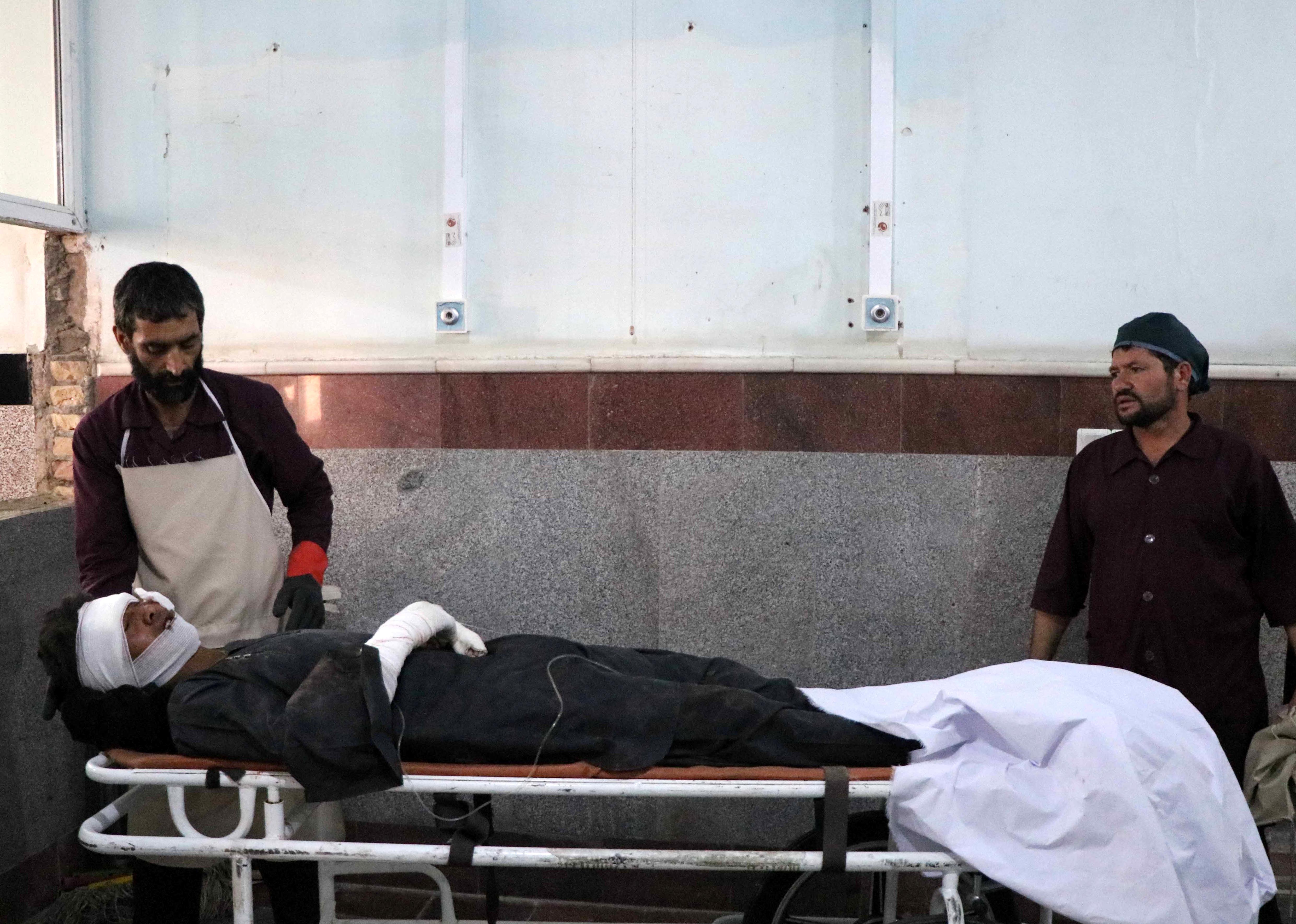 Αφγανιστάν: Τρεις νεκροί από επίθεση Ταλιμπάν [pics]