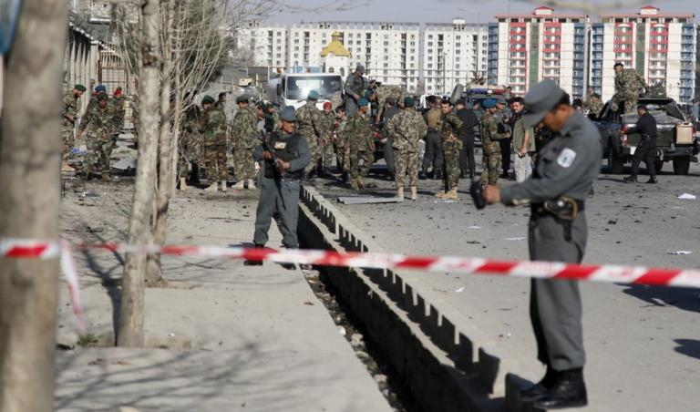 Έκρηξη βόμβας σε γαμήλια τελετή στο Αφγανιστάν