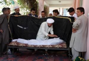 """Αφγανιστάν: Ο ISIS πίσω από τον """"ματωμένο γάμο""""! Σκληρές εικόνες!"""