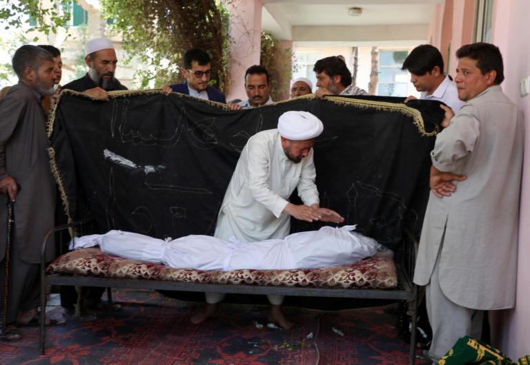 Αφγανιστάν: Ο ISIS πίσω από τον «ματωμένο γάμο»! Σκληρές εικόνες!