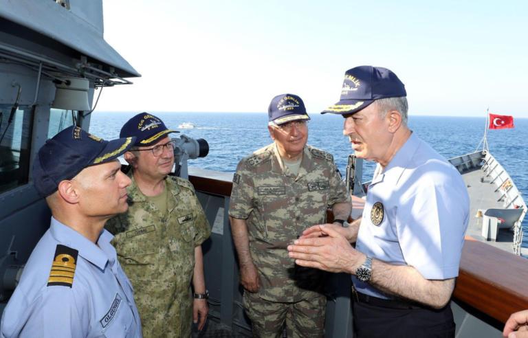 Νέα απειλή Ακάρ για εισβολή στην Κύπρο: Μη δοκιμάσει κανείς τη δύναμή μας