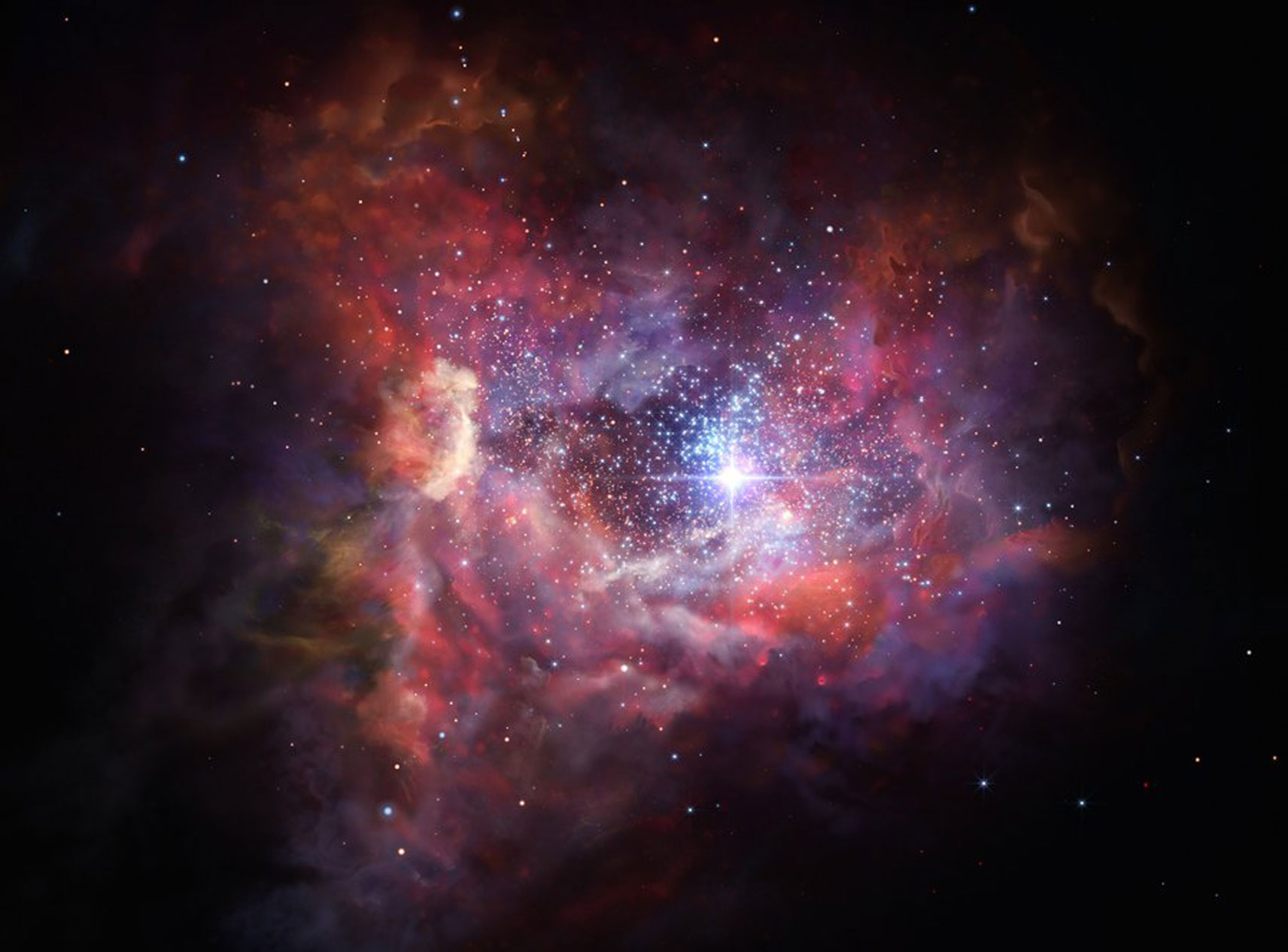 Βρήκαν 39 αόρατους, πανάρχαιους γαλαξίες - Γιατί μπορεί να ξαναγράψουν την παιδική ηλικία του σύμπαντος
