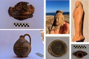 Κυκλάδες: Εντυπωσιακές φωτογραφίες από τις ανασκαφές στο νησάκι Δεσποτικό