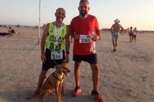 Έτρεξε 12.5 χιλιόμετρα χωρίς παπούτσια!