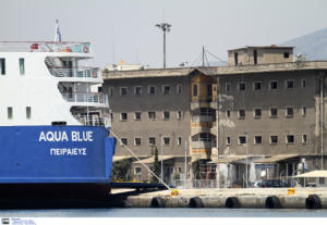 Απαγόρευση απόπλου για το Aqua Blue από την Άνδρο – Ταλαιπωρία για 86 επιβάτες