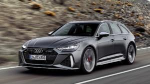 To νέο Audi RS6 είναι ένα supercar για… οικογενειάρχες! [vid]