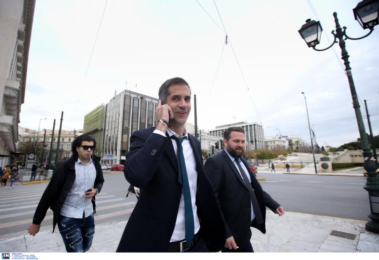 Κώστας Μπακογιάννης: Θα ορκιστεί δήμαρχος στην Ακαδημία Πλάτωνος