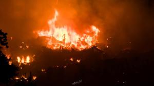Μπανγκλαντές: Σοκ! 10.000 έμειναν άστεγοι έπειτα από πυρκαγιά σε παραγκούπολη! [pics]