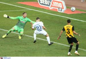 """ΑΕΚ – Κραϊόβα 1-1 ΤΕΛΙΚΟ: """"Τρόμαξε"""" αλλά προκρίθηκε!"""