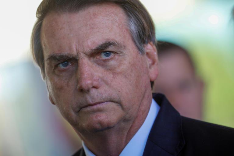 Απογοητευμένοι οι Βραζιλιάνοι με τον Μπολσονάρο – Το 44% δεν εμπιστεύεται τα όσα λέει
