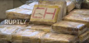 Αμβούργο: Κατασχέθηκαν 4,5 τόνοι κοκαΐνης σε κοντέινερ, αξίας 1 δις ευρώ
