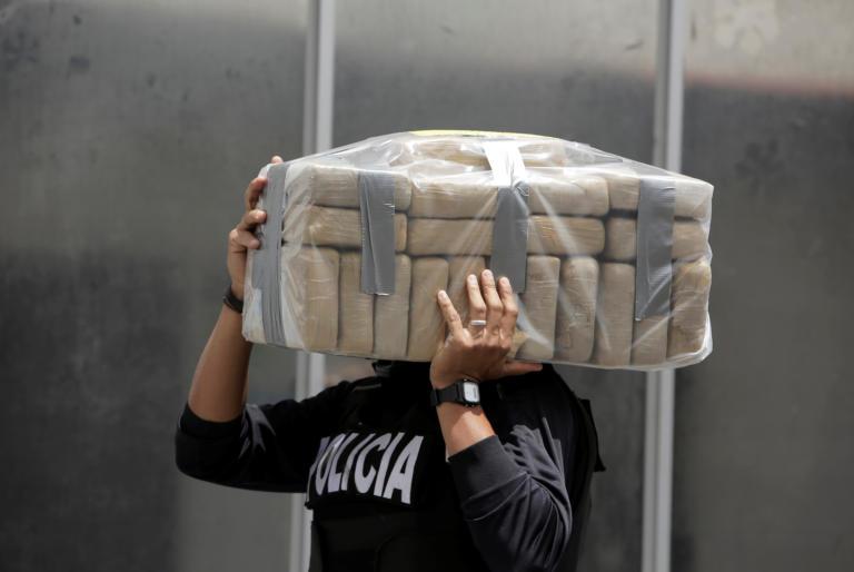 Κολομβία: Αυξήθηκε κατά 5,9% η παραγωγή κοκαΐνης