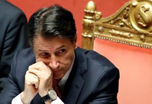Ιταλία: Λύση στην ακυβερνησία! Αύριο το πρωί στο προεδρικό μέγαρο ο Κόντε