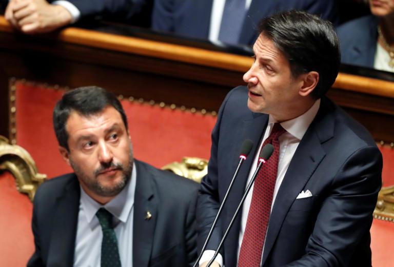Γερμανός ΥΠΟΙΚ: Η ευρωζώνη δεν κινδυνεύει από την Ιταλία