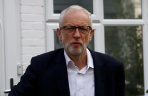 Κόρμπιν: Να σταματήσουμε άτακτο Brexit και κλείσιμο της βουλής