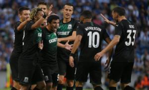 Champions League: «Σόκαρε» την Πόρτο η Κράσνονταρ! Με τον Ολυμπιακό στα πλέι οφ – video