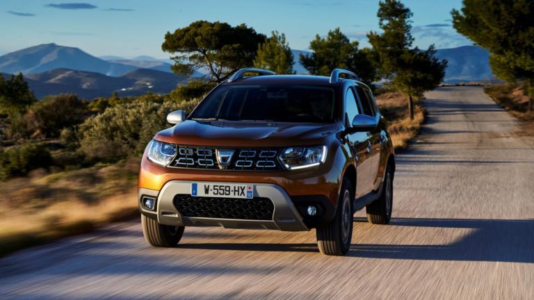 Διαθέσιμο και με 1.000άρη κινητήρα το Dacia Duster