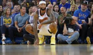 Σοκαρισμένο το NBA! Ο Κάζινς «διέλυσε» το πόδι του με απίθανο τραυματισμό [pic]