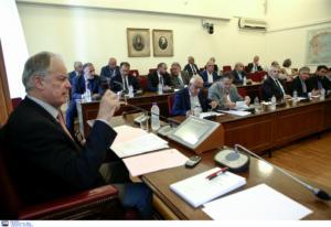 Διάσκεψη των Προέδρων: Ξεκίνησε… με ένταση η συνεδρίαση για τον Άρειο Πάγο!
