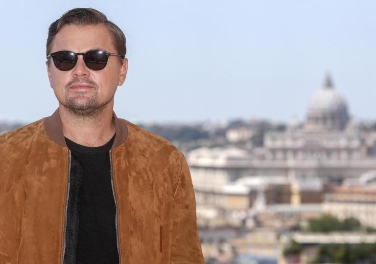 Απάντηση στον DiCaprio δίνει ο δήμαρχος Άνδρου για τα σκουπίδια στο βυθό