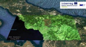 Εύβοια: Θλίψη από την εικόνα δορυφόρου! 23.000 στρέμματα στάχτης!