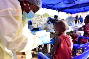 Κονγκό: Κοριτσάκι ενός έτους το τρίτο κρούσμα του Έμπολα στη Γκόμα