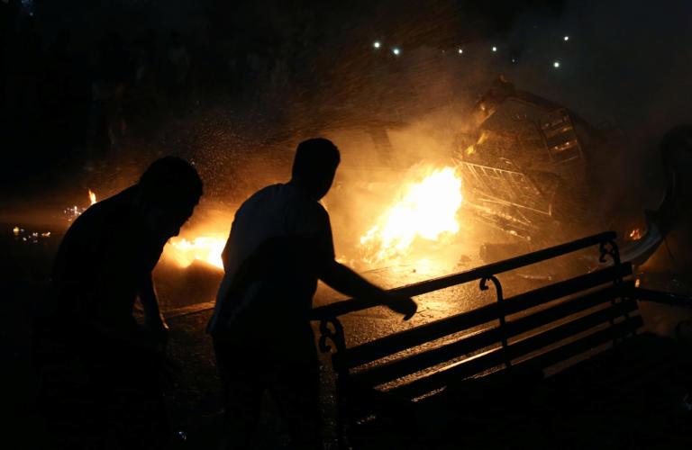 Πυρκαγιά σε νοσοκομείο στην Αίγυπτο– Νεκροί επτά ασθενείς με κορονοϊό