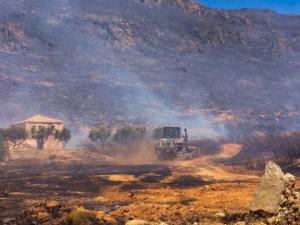 Σε κατάσταση έκτακτης ανάγκης πολιτικής προστασίας η Ελαφόνησος