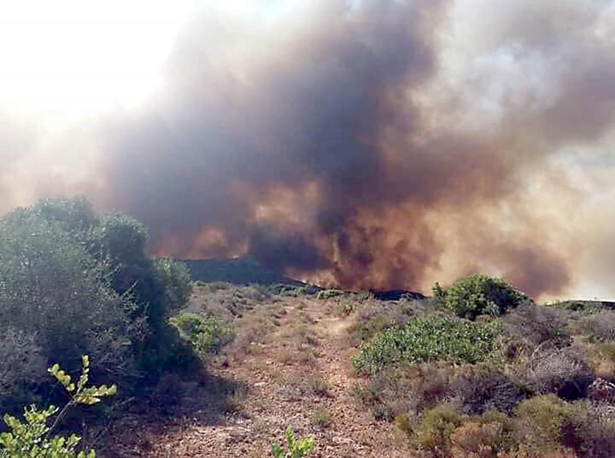 Πυροσβεστική: 59 φωτιές σε 24 ώρες! -Ευτυχώς είναι σε ύφεση όλα τα μέτωπα