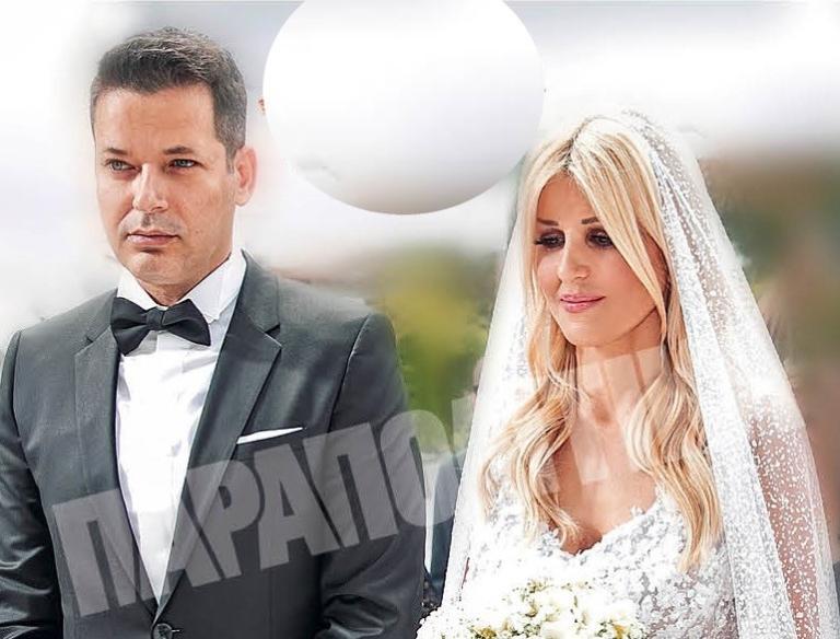 Έλενα Ράπτη – Κίμων Μπάλλας: Η πρώτη φωτογραφία από τον γάμο τους!