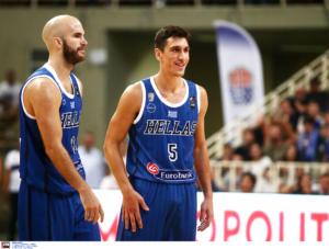 """Λαρεντζάκη στον Παναθηναϊκό """"έστειλε"""" η FIBA! [pics]"""