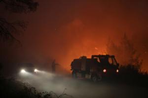 Εύβοια: Ενεργοποιήθηκε το ευρωπαϊκό πρόγραμμα Copernicus για τη χαρτογράφηση των καταστροφών της φωτιάς