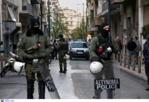 Νέα επιχείρηση της ΕΛ.ΑΣ. στα Εξάρχεια – Τέσσερις συλλήψεις