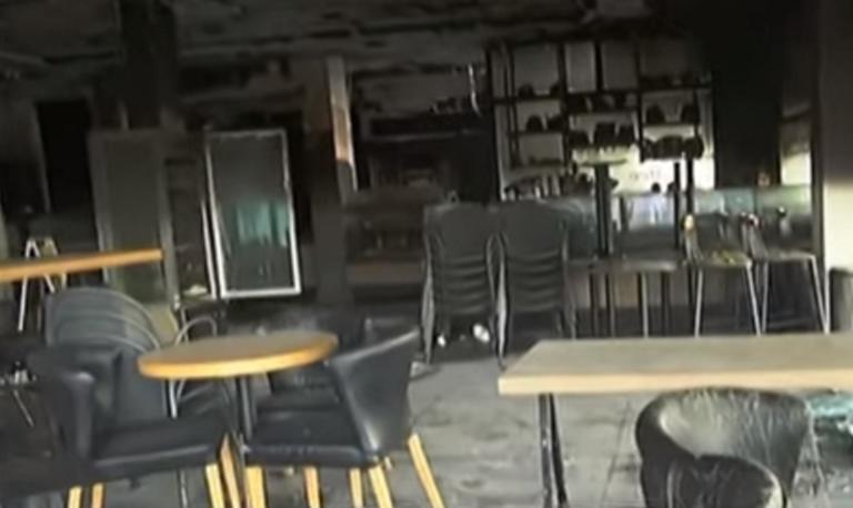Ελληνικό: Γης μαδιάμ ένας φούρνος από φωτιά! Εικόνες σοκ