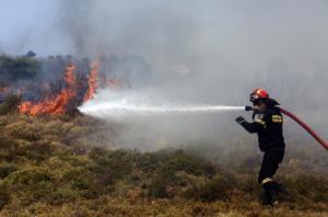 Κυριακή η πιο επικίνδυνη ημέρα για ολόκληρη τη χώρα! Ποιες περιοχές έχουν τεθεί σε κατάσταση συναγερμού για πυρκαγιά!