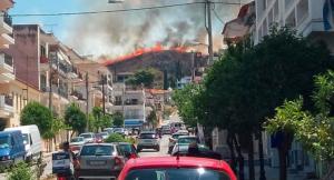 Σε επιφυλακή για φωτιές η Πυροσβεστική σε τρεις περιφέρειες της χώρας